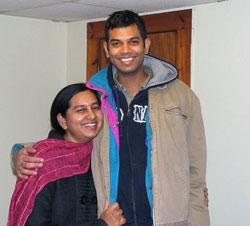 Amit & Puja Asthana