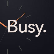 Sermon Series - Busy - March 2014