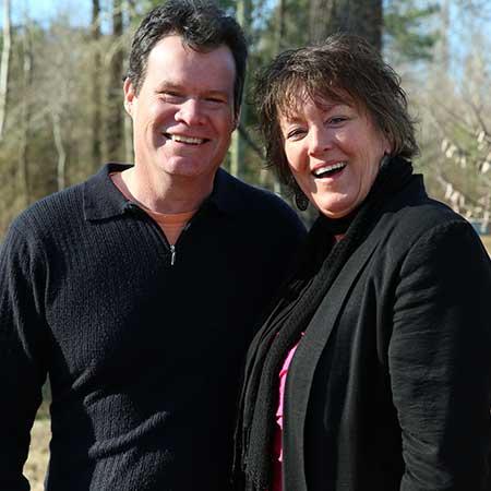 Ministry Leaders - Eric & Debbie Wann
