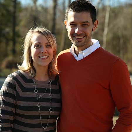 Ministry Leaders - Scott & Christi Pharr