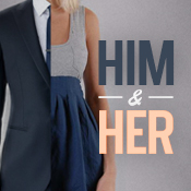 Sermon Series - Him & Her - May 2014