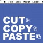 Sermon Series - Cut, Copy, Paste - February 2014