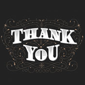 Sermon Series - Thank You - November 2013